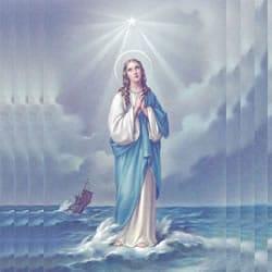 Maris Stella Virgin Mary Star of the Sea
