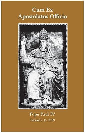 Cum ex Apostolatus Officio