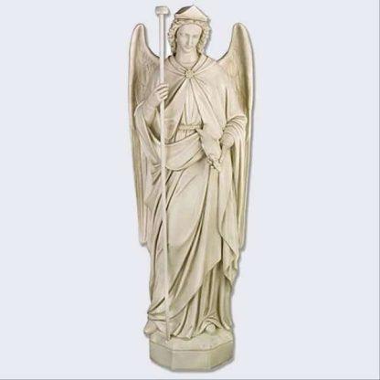 St. Raphael the Archangel Statue