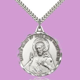 Jesus Medals / Scapular Medals