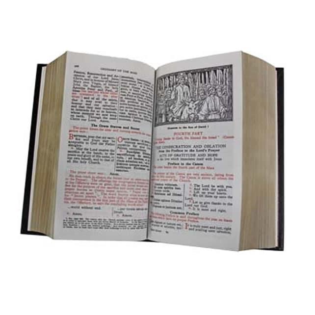 The Best Tridentine Missal In