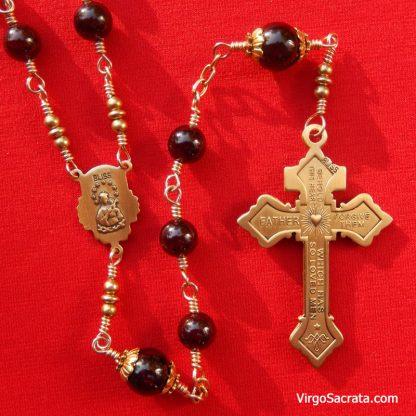 Pardon Crucifix Rosary