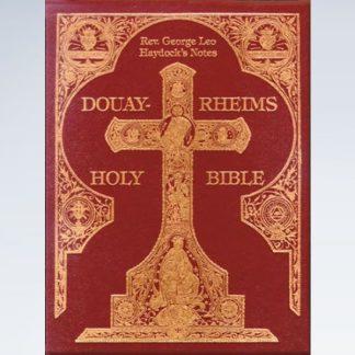 Haydock Bible with Catholic commentary