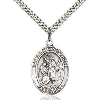 Medal St. John The Baptist