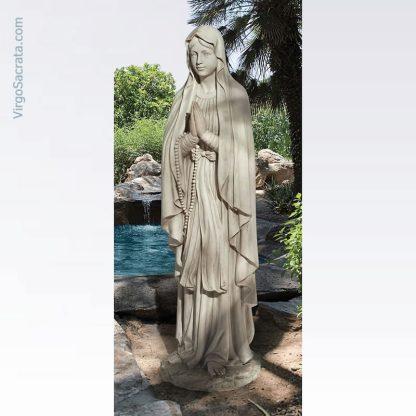 Blessed Virgin Mary Sacred Garden Statue