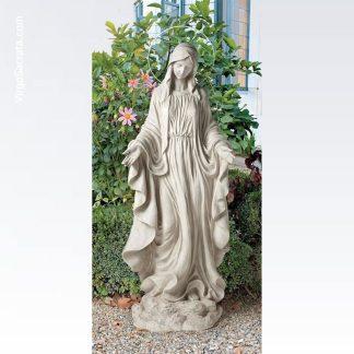 Blessed Virgin Mary Heavens Light Statue