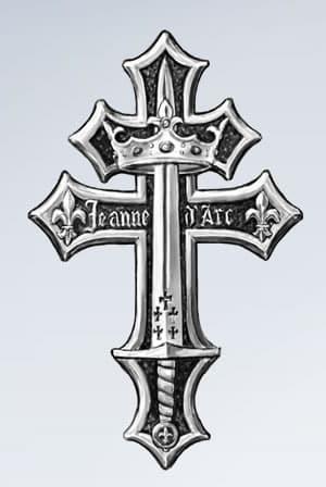Joan of Arc Cross