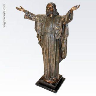 Jesus Christ Bronze Statue