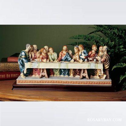 The Last Supper Figurines Sculpture Statuette