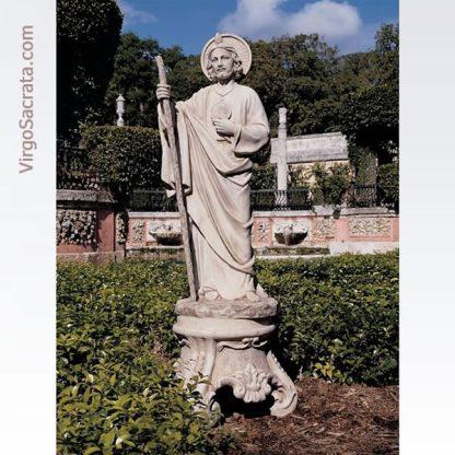 St. Jude, Patron Saint of Hopeless Cases Garden Statue