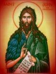 Prayers to Saint John the Baptist