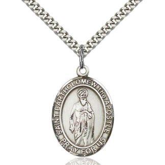 St Bartholomew the Apostle Pendant