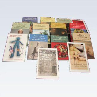 Fr Denis Fahey Books