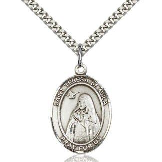 St Teresa of Avila Pendant