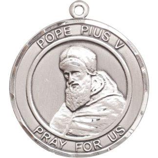 Pope Saint Pius V Medal Pendant