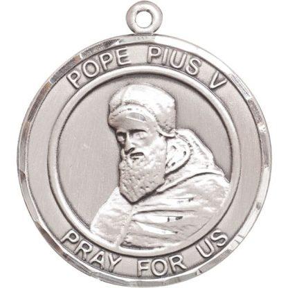 Pope Saint Pius V Medal