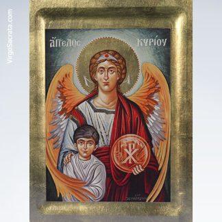 Guardian Angel Orthodox Icon