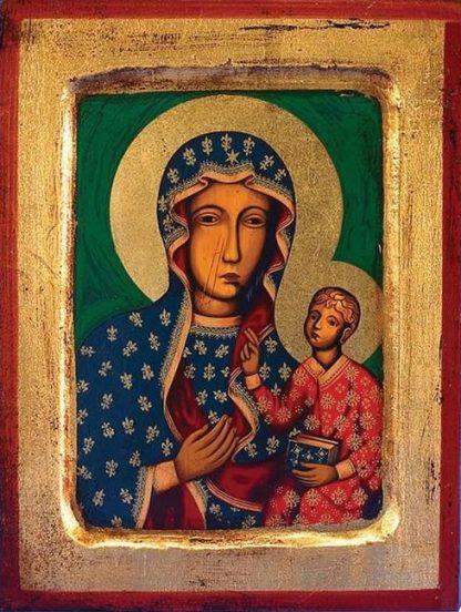Our Lady of Czestochowa Icon