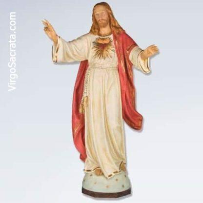 Blessing Jesus Sacred Heart Statue