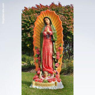 Santa Maria de Guadalupe Statue