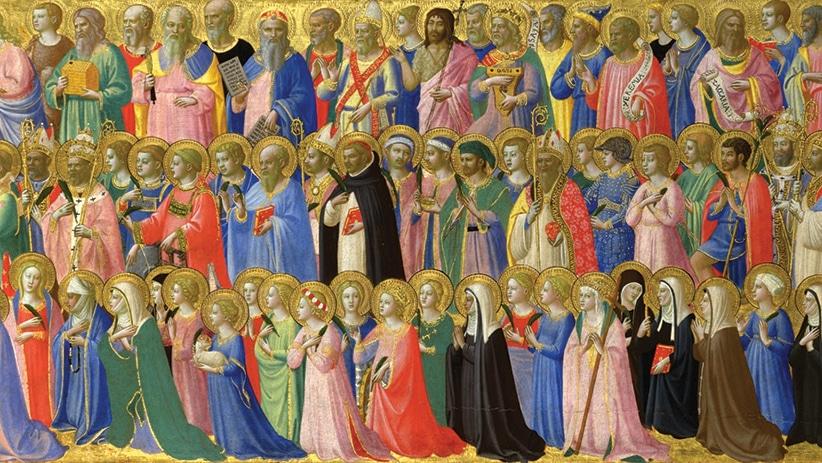 intercessory prayer to saints