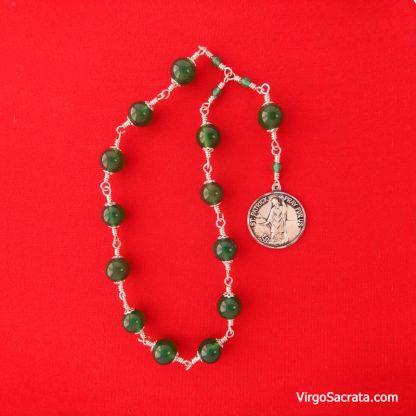 St Patrick Chaplet Beads