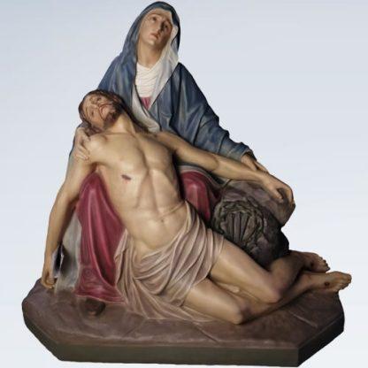 Pieta by Da Prato Life-size Sculpture