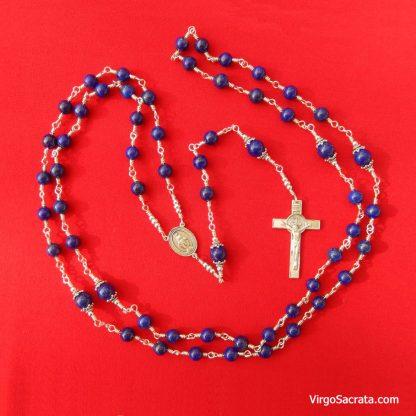 custom handmade rosary