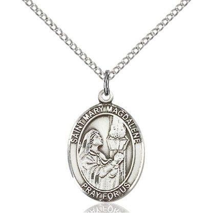 St Mary Magdalene medal pendant