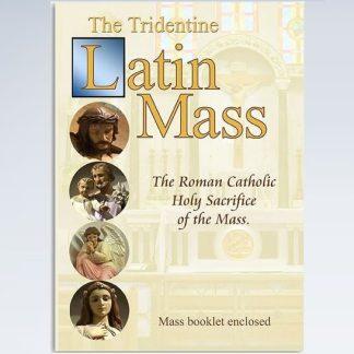 Tridentine Latin Mass DVD
