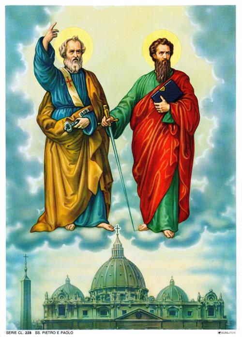 Prayer to Saints Peter and Paul