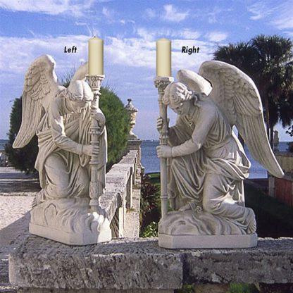 Renaissance Angel Statues