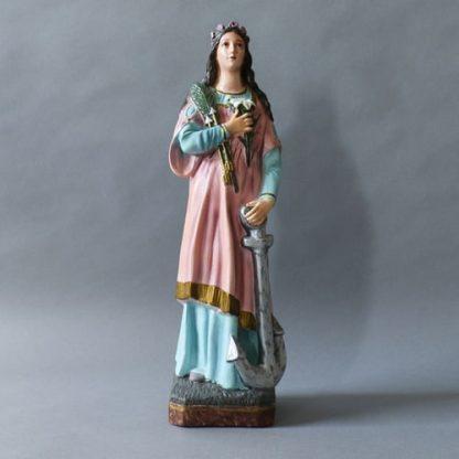 Saint Philomena Statue