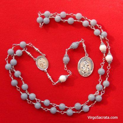 St Gabriel Chaplet Beads
