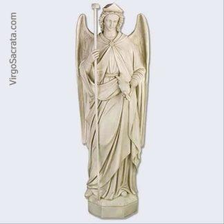 St Raphael the Archangel Statue