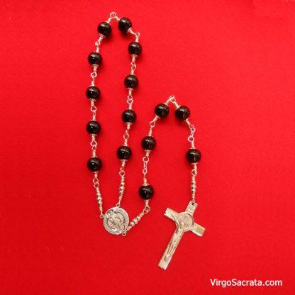 St Benedict One Decade Rosary