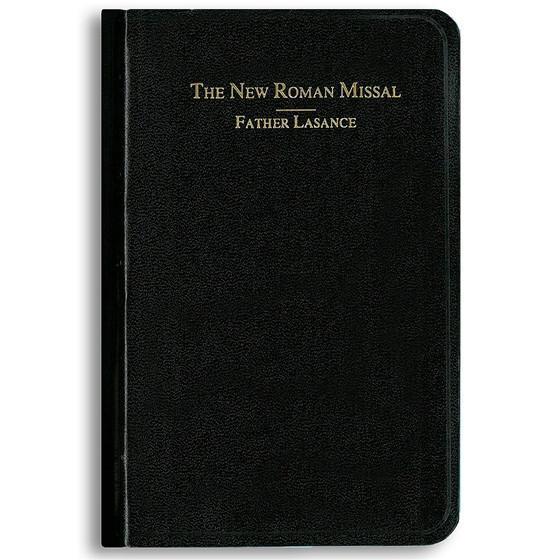 Fr Lasance Missal