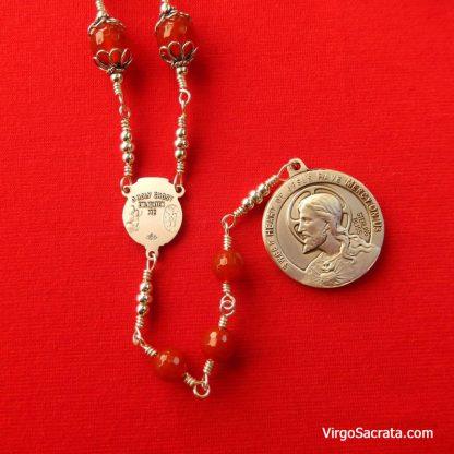 Sacred Heart of Jesus and Holy Spirit Medal