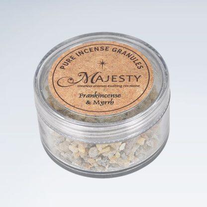 Incense : Frankincense & Myrrh