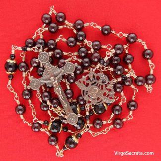 Antique Rosary
