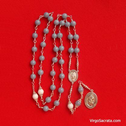 St Gabriel the Archangel Chaplet Beads