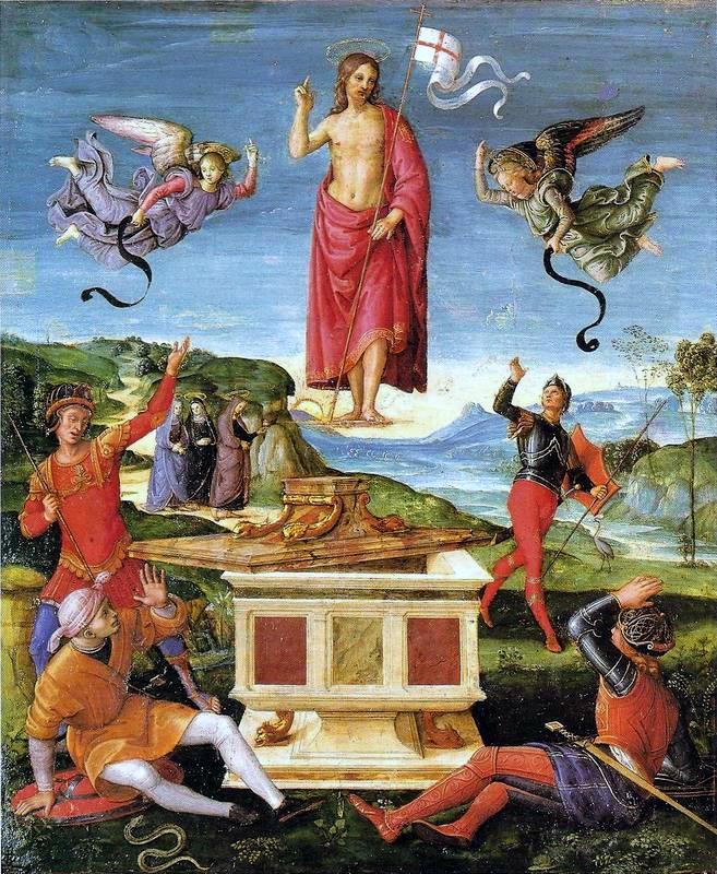 EASTER SUNDAY: Christ Our Resurrection