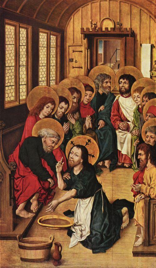 Maundy Thursday: Easter