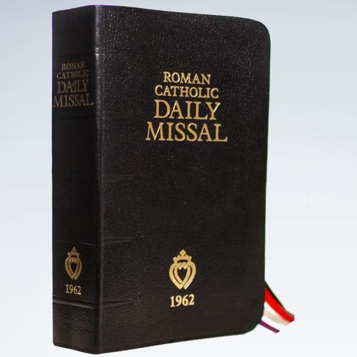 1962 Roman Catholic Daily Missal