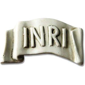 INRI Sign on the Crucifix