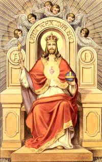 Prayers to Christ the King