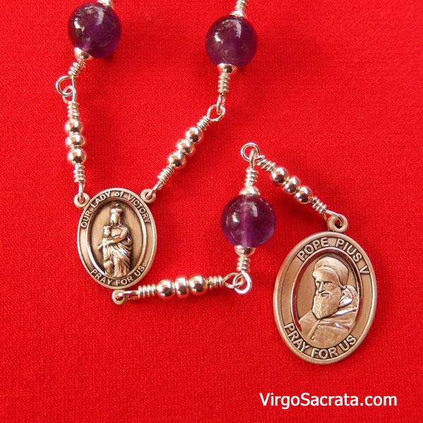 Intercessory Rosary-Based Prayer to Saint Pius V