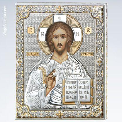 Byzantine Sacred Icon Christ Pantocrator Икона Господь все держитель