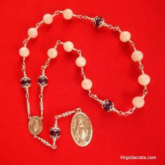 Crown of Twelve Stars of Blessed Virgin Mary Chaplet