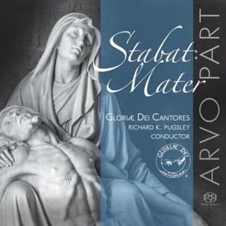 Stabat Mater CD - Choral Works by Arvo Pärt